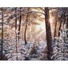 Набор Мороз и солнце 38х30 Овен 1166