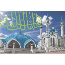 Набор Мечеть Кул Шариф бисер 24,3х36 Каролинка КБПН(Ч) 3019/1