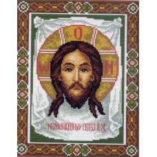 Спас Нерукотворный Набор для вышивания крестом 28х37 (19х25) Матренин Посад 0729/Н
