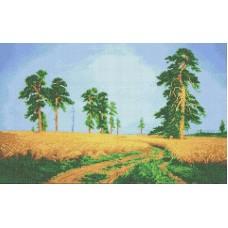 Рожь Рисунок на канве 27х43 Каролинка КК 206