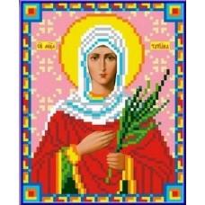 Святая Татьяна Рисунок на ткани 13х15,5 Каролинка ТКБИ 5048
