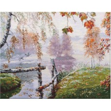 Набор Уж небо осенью дышало
