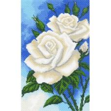 Розочки Рисунок на канве 28/37 28х37 (18х29) Матренин Посад 1299