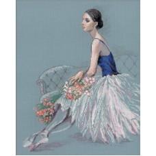 Набор Балерина 40х50 Риолис 100/054