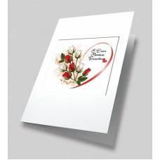 Вестник любви Набор для создания открытки 22х25 (15х21) Матренин Посад 8392