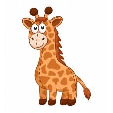 Жирафенок Набор для вышивания крестом 20х22 (9х13) Матренин Посад 6106/СК