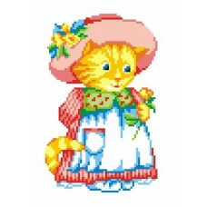 Кошка в шляпе набор