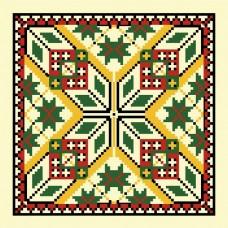 Мираж Набор для вышивания крестом 41х41 (34х34) Матренин Посад 1805/Н