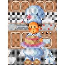 Набор Юный повар бисер 13х18 Каролинка КБЛН 5003