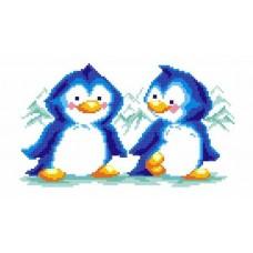 Пингвины набор