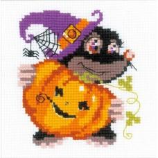 Набор Happy Halloween 0 Риолис НВ173