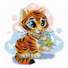 Набор Любопытный тигренок