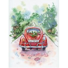 Набор Романтическое путешествие 27х20 МП-Студия А-004