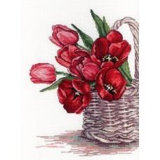 Цветы счастья набор 30х25 МП-Студия НВ-520
