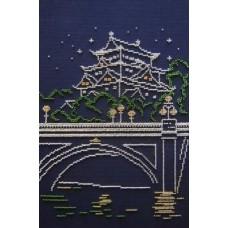Токио набор для вышивания бисером 30х20 МП-Студия БК-185