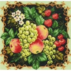 Наш сад Набор для вышивания крестом 41х41 (34х34) Матренин Посад 1197/Н