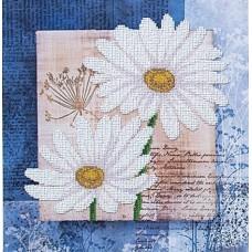 Набор Цветы любви 1 26,5х26,5 Магия канвы Б-039
