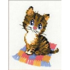 Набор Котёнок 15х18 Риолис НВ068