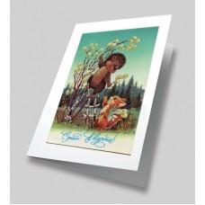 Поздравление маме Набор для создания открытки 22х25 (15х21) Матренин Посад 8395