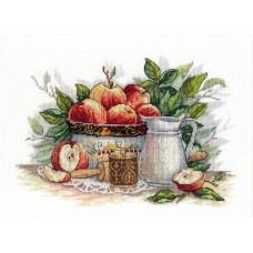 Яблочный спас набор 20х25 МП-Студия НВ-537