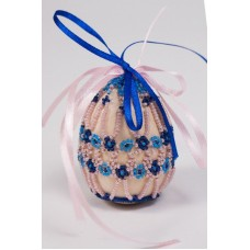 Цветы любелии Набор Пасхальное яйцо 4,6х6,2 Матренин Посад 8407