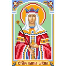 Святая Елена Набор для вышивания бисером 22х25 (9х14) Матренин Посад 3028/БГ