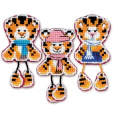 Набор Магниты Тигрята