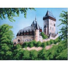 Набор Замок 39,5х31 Магия канвы Б-072