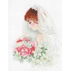 Набор Невеста 30х40 Риолис 100/050