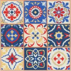 Мозаика Набор для вышивания крестом 41х41 (34х34) Матренин Посад 1751/Н