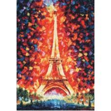 Набор Ночной Париж 38,4х27,3 Золотое руно ОО-016