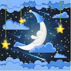 Спокойной ночи Набор для вышивания бисером