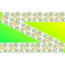 Декор. Рисунок на водорастворимом флизелине