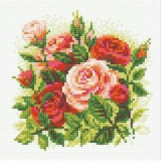 Розы набор для выкладывания стразами