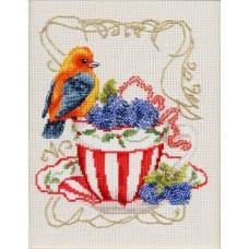 Набор Вкусняшки для пташки 18х14,5 Золотое руно СШ-014