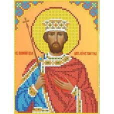 Набор Святой Константин бисер 13х17 Каролинка КБИН(Ч) 5022