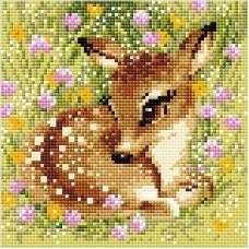 Набор Маленький олень мозаика