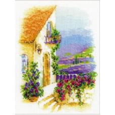 Набор Прованская улочка 18х24 Риолис 1689