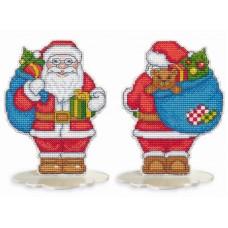 Набор Санта-Клаус 9,8х13 Овен 1257