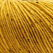 Como Tweed /Комо Твид/ пряжа Lamana (100% шерсть мериноса сверхлегкая), 10*25г/120м (67 ТВИД, senf, горчичный (желтый))