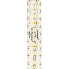 Универсальная линейка с сантиметровой шкалой, 3*15см, 1шт 611317