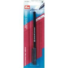 Маркер д/белья перманентный, шариковая ручка, черный, 1шт в блистере 611803