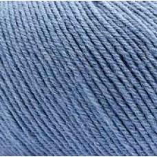 Merida /Мерида/ пряжа Lamana (50% шерсть мериноса сверхлегкая, 25% шелк, 25% полиамид), 10*50г/200м (54, eisblau, синий лед)