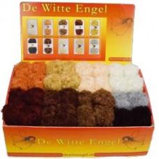 Кукольные волосы, De Witte Engel, V99983 (H04600, goldblond, золотая блондинка)