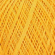 Eldorado /Эльдорадо/ нить кроше (пряжа для вязания крючком) Puppets, MEZ , 4574010 (07524, ярко-желтый)
