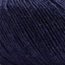 Merida /Мерида/ пряжа Lamana (50% шерсть мериноса сверхлегкая, 25% шелк, 25% полиамид), 10*50г/200м (11, marineblau, морской (тёмно-синий))