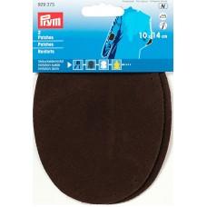 Заплатки термоклеевые, искусственная замша 10*14см, Prym, 929373