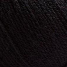 Milano /Милано/ пряжа Lamana (90% шерсть мериноса сверхтонкая, 10% кашемир), 10*25г/180м (01, schwarz, черный)