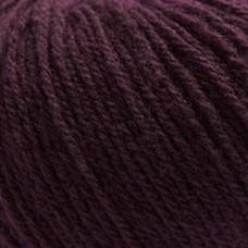 Como /Комо/ пряжа Lamana (100% шерсть мериноса сверхлегкая), 10*25г/120м (50, aubergine, баклажановый (темно-фиолетовый))