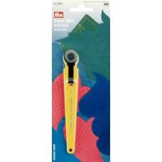 611580 Раскройный нож, 18мм, Супер Минид/изготовления апплик., узких закругленных вырезов